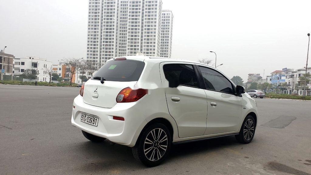 Cần bán lại xe Mitsubishi Mirage năm 2019, màu trắng, xe nhập, giá 380tr (5)