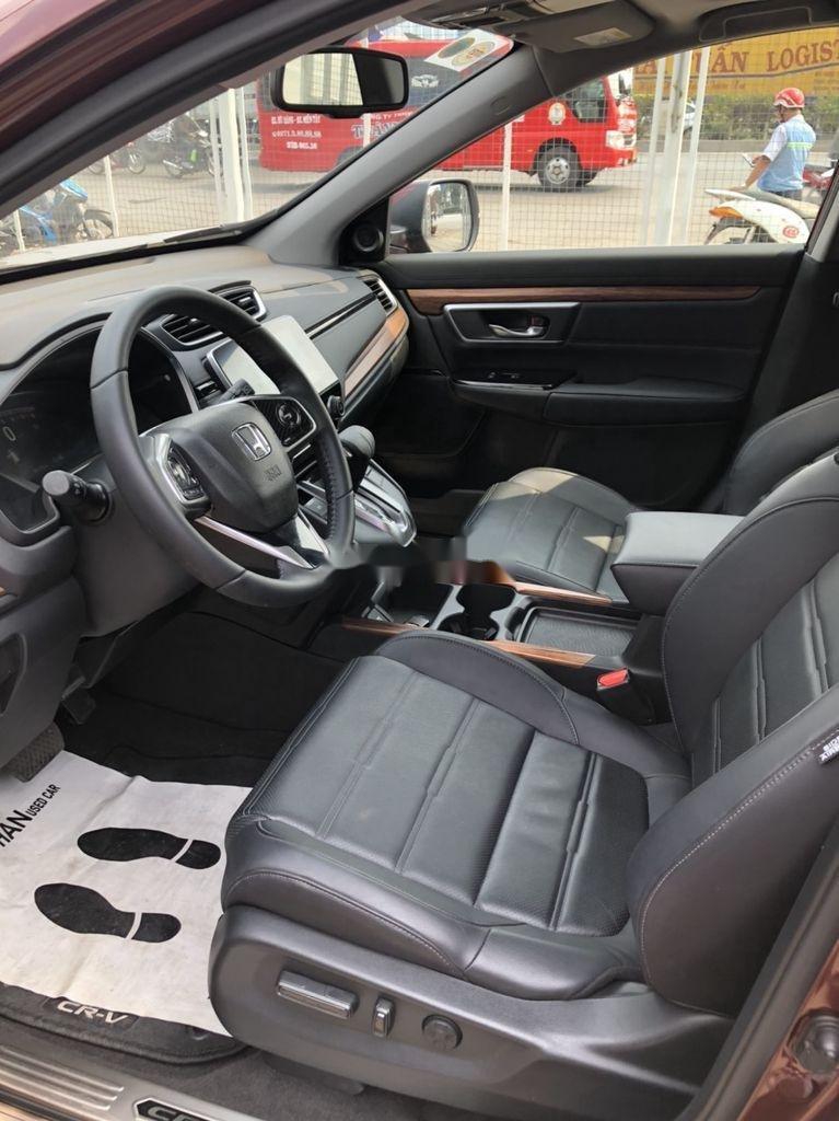 Xe Honda CR V 1.5AT sản xuất 2018, nhập khẩu (7)