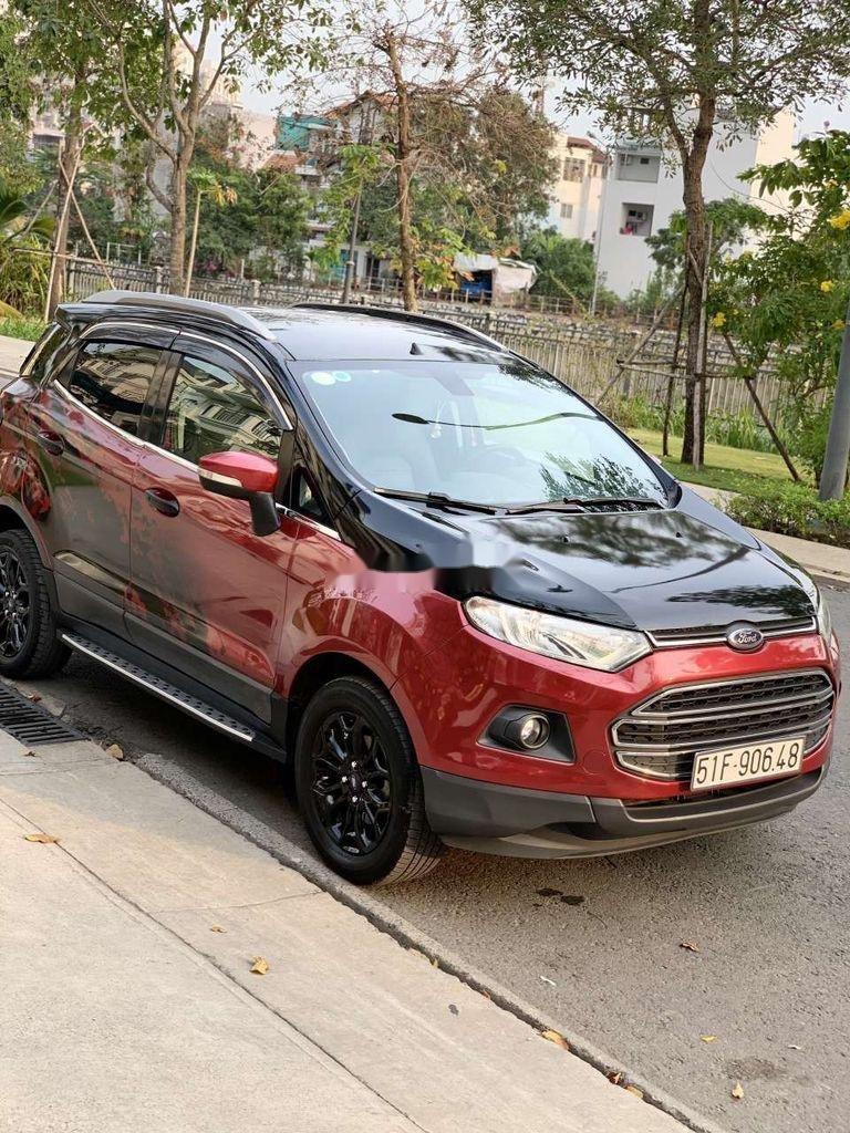 Bán ô tô Ford EcoSport sản xuất 2016, màu đỏ, nhập khẩu (3)