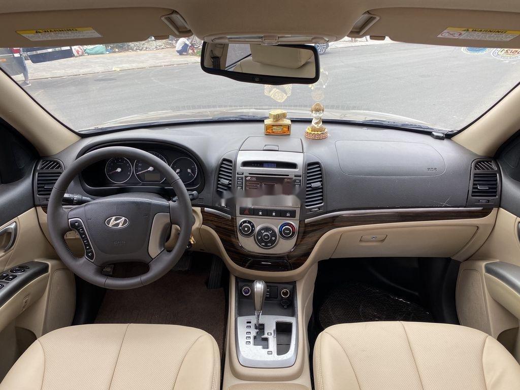 Bán Hyundai Santa Fe sản xuất 2010, xe nhập còn mới (11)