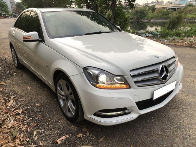Bán xe Mercedes C200 sản xuất 2012, số tự động, giá chỉ 566 triệu (6)