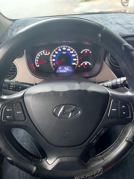 Bán xe Hyundai Grand i10 sản xuất 2015, nhập khẩu còn mới (12)