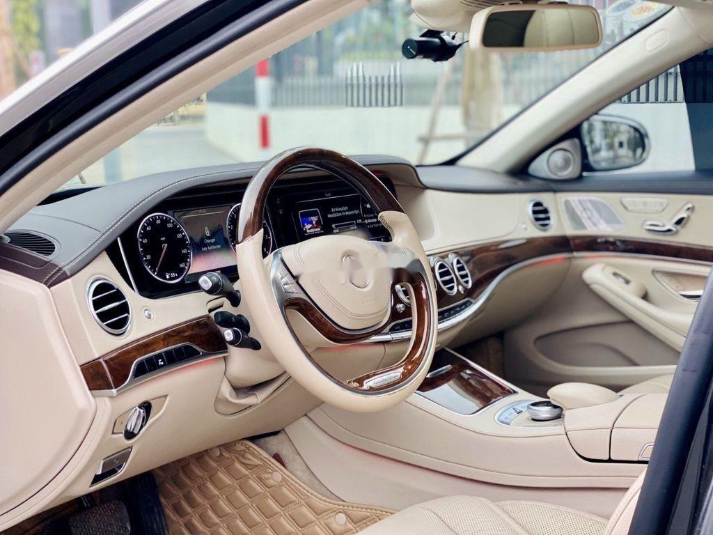Bán ô tô Mercedes S400 năm 2014, giá thấp, giao nhanh (9)