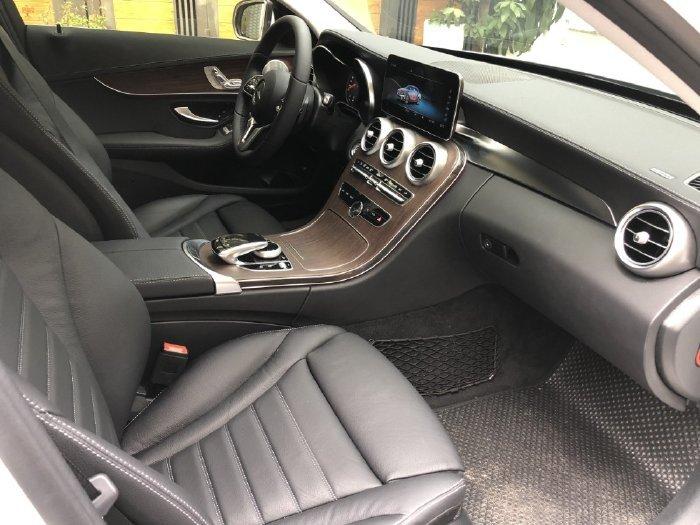 Bán Mercedes C200 sản xuất năm 2020, màu trắng (4)