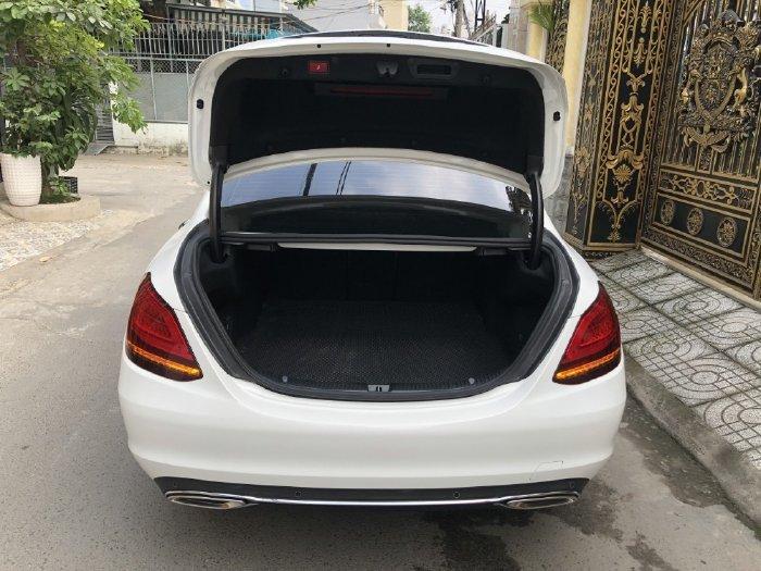 Bán Mercedes C200 sản xuất năm 2020, màu trắng (7)