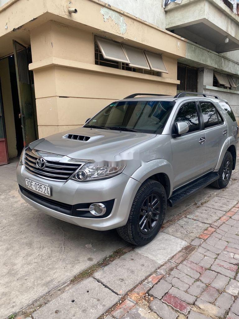 Bán ô tô Toyota Fortuner năm sản xuất 2016, giá thấp (4)