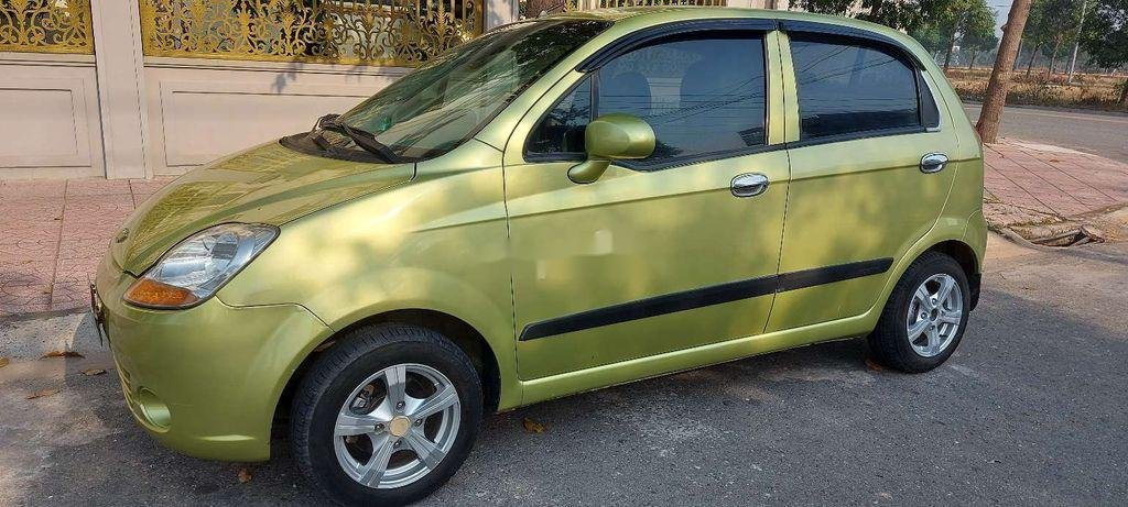 Bán xe Chevrolet Spark năm 2008, xe chính chủ, giá mềm (3)