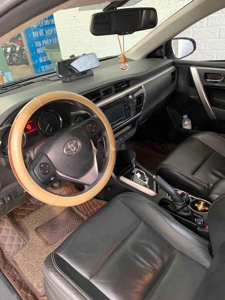 Bán ô tô Toyota Corolla Altis sản xuất 2015, nhập khẩu nguyên chiếc còn mới, giá tốt (2)