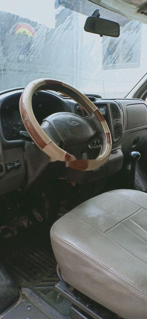 Bán ô tô Ford Transit năm 2005, xe một đời chủ, giá cực ưu đãi (5)
