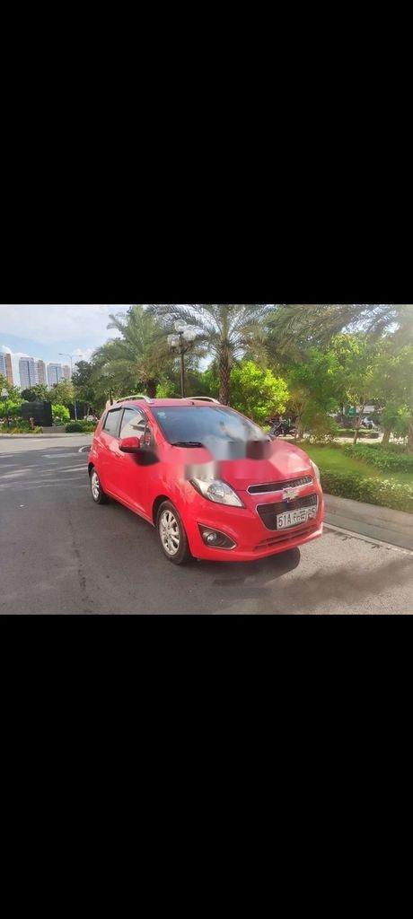 Cần bán Chevrolet Spark sản xuất 2013 còn mới (1)