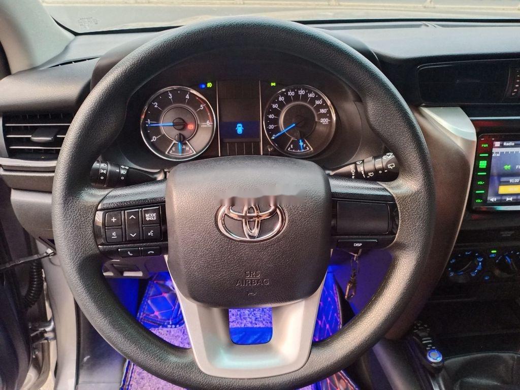 Cần bán lại xe Toyota Fortuner 2.4G 4X2 MT sản xuất năm 2017, nhập khẩu (12)