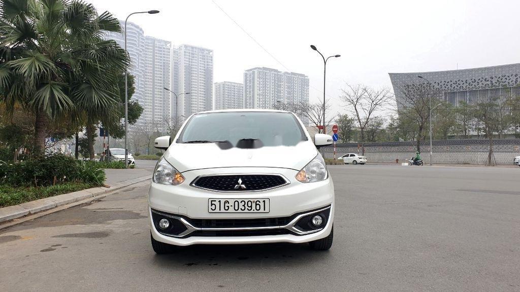 Cần bán lại xe Mitsubishi Mirage năm 2019, màu trắng, xe nhập, giá 380tr (4)