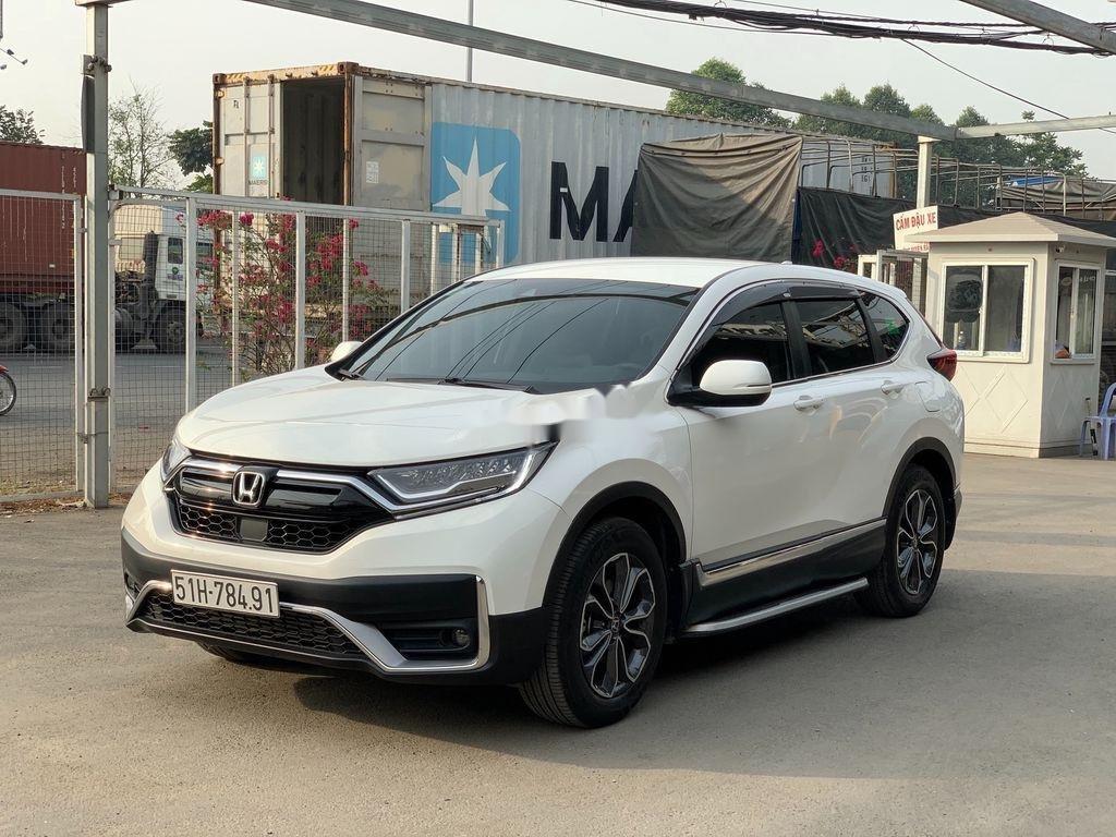 Bán Honda CR V 1.5G năm sản xuất 2020, giá cạnh tranh (1)