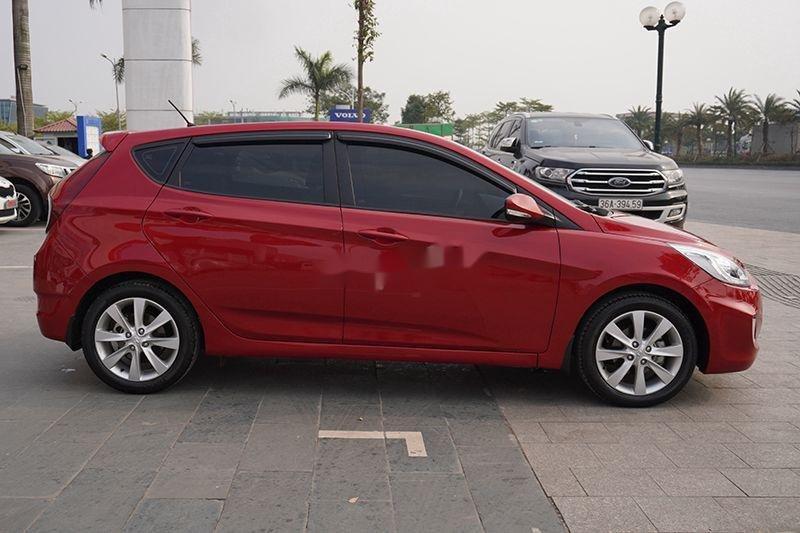 Cần bán xe Hyundai Accent Blue 1.4AT sản xuất 2015, nhập khẩu (7)