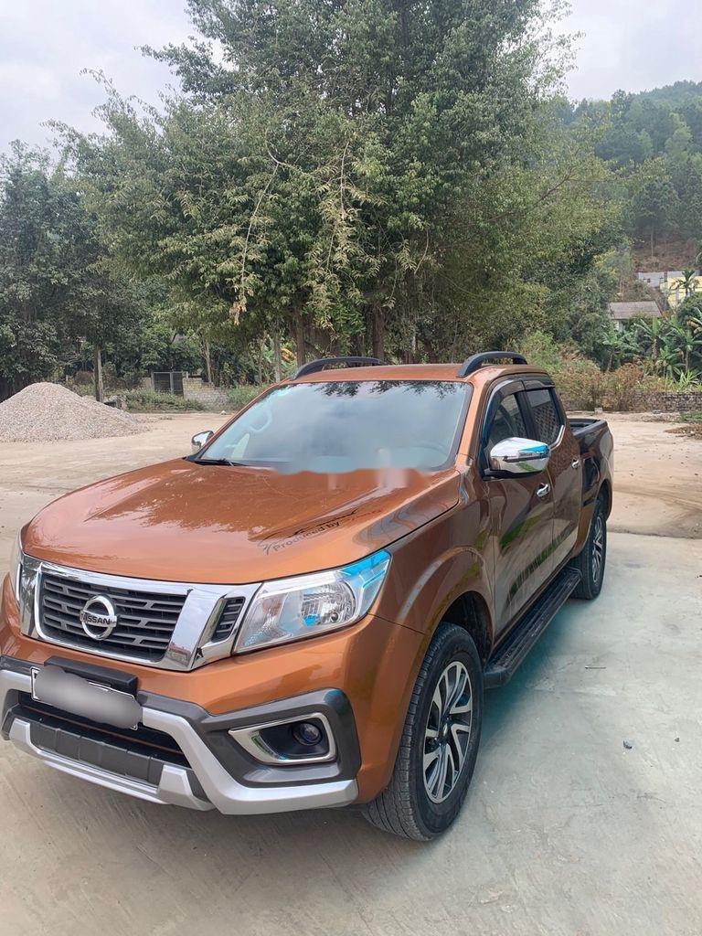 Cần bán gấp Nissan Navara năm 2019, xe nhập, giá 589tr (2)