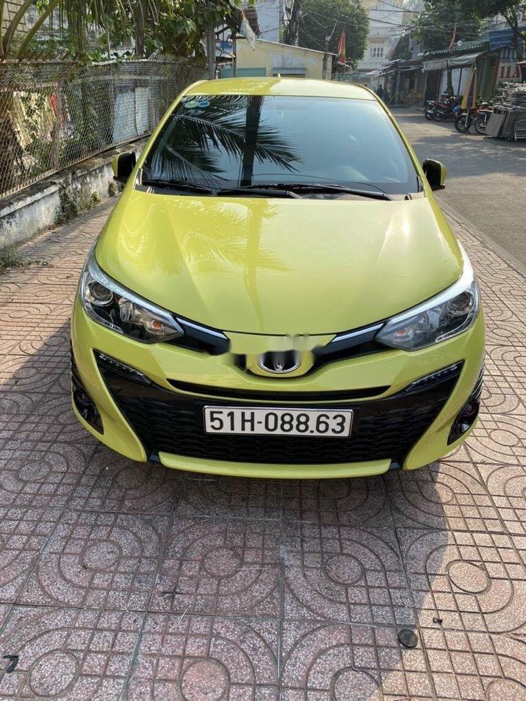 Cần bán lại xe Toyota Yaris G sản xuất 2019, nhập khẩu nguyên chiếc (1)