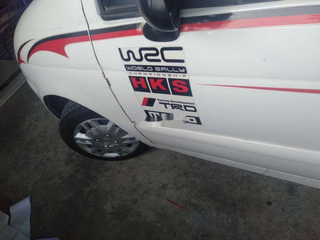 Bán Daewoo Matiz đời 2004, màu trắng, nhập khẩu (1)