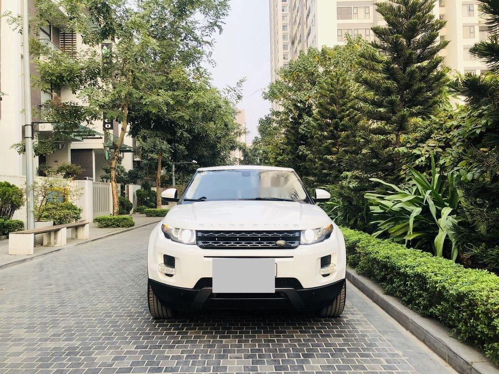 Cần bán LandRover Range Rover sản xuất năm 2014, nhập khẩu nguyên chiếc (1)