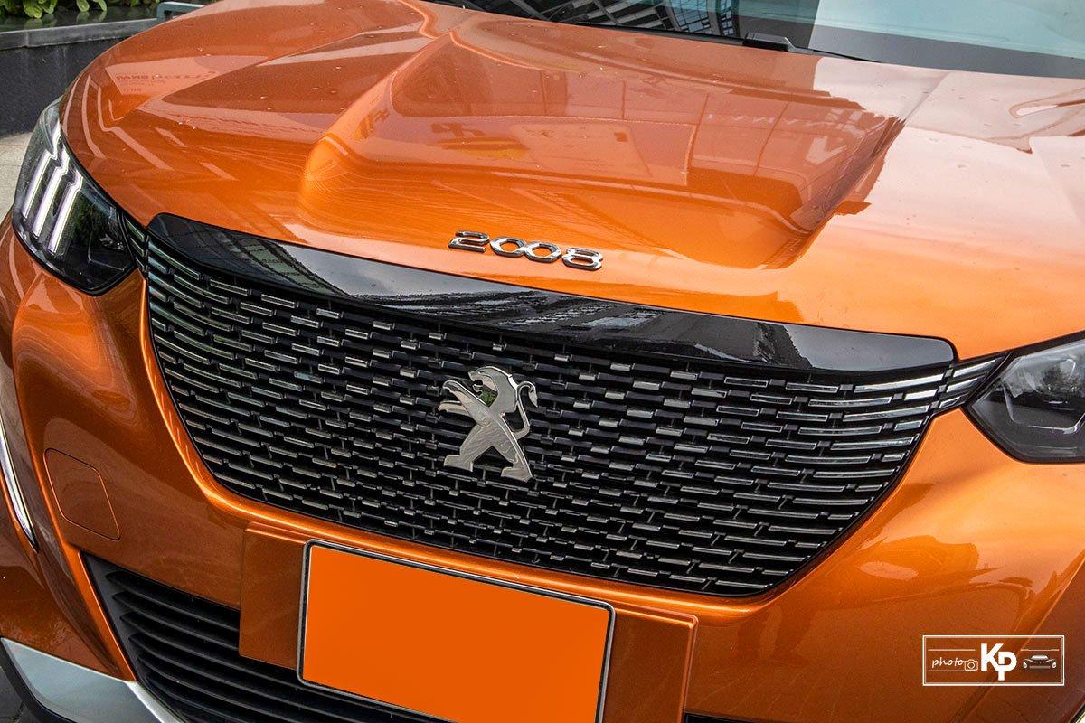 Ảnh Lưới tản nhiệt xe Peugeot 2008 2021 a1