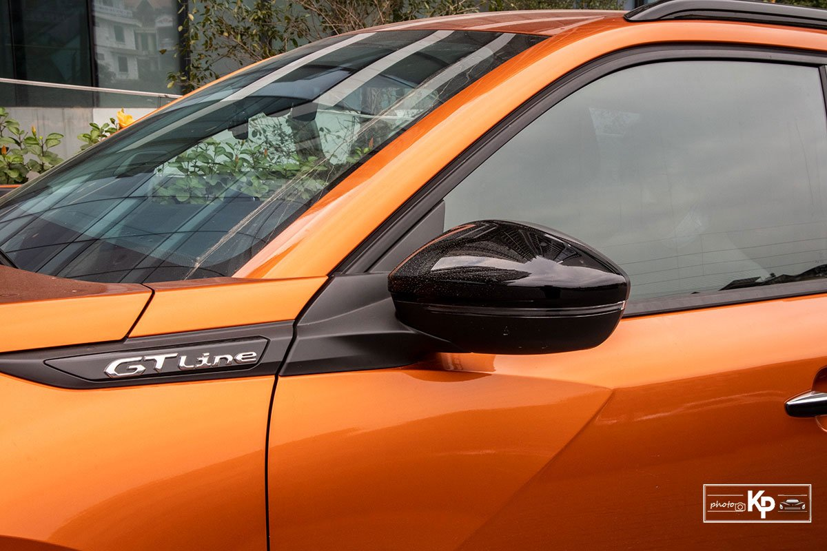 Ảnh Gương xe Peugeot 2008 2021