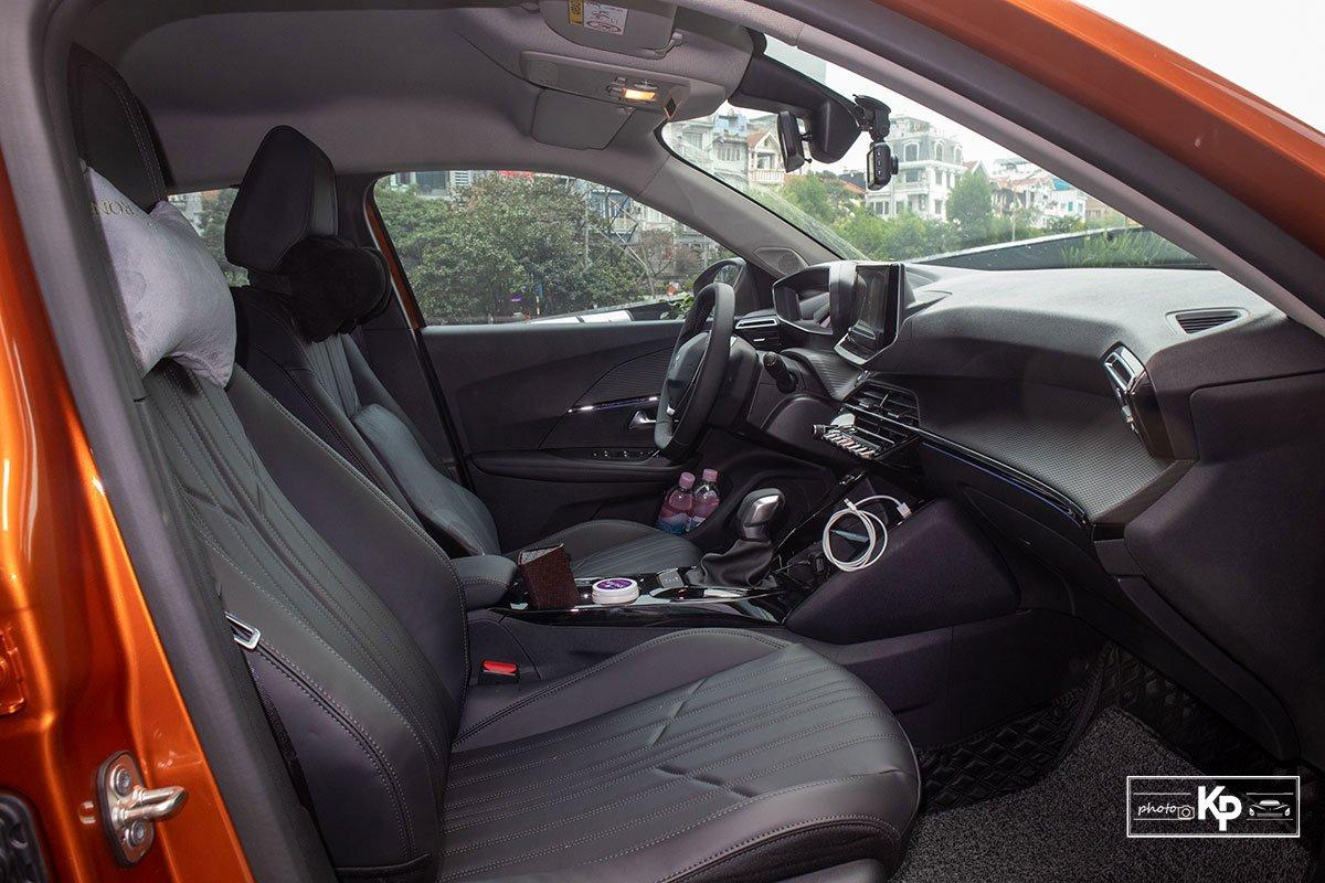 Ảnh Ghế phụ xe Peugeot 2008 2021 a1