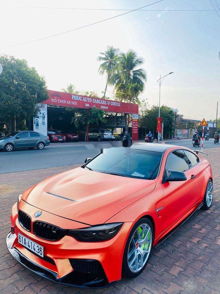 Cần bán BMW 4 Series 428i 2014, màu đỏ, nhập khẩu  (4)