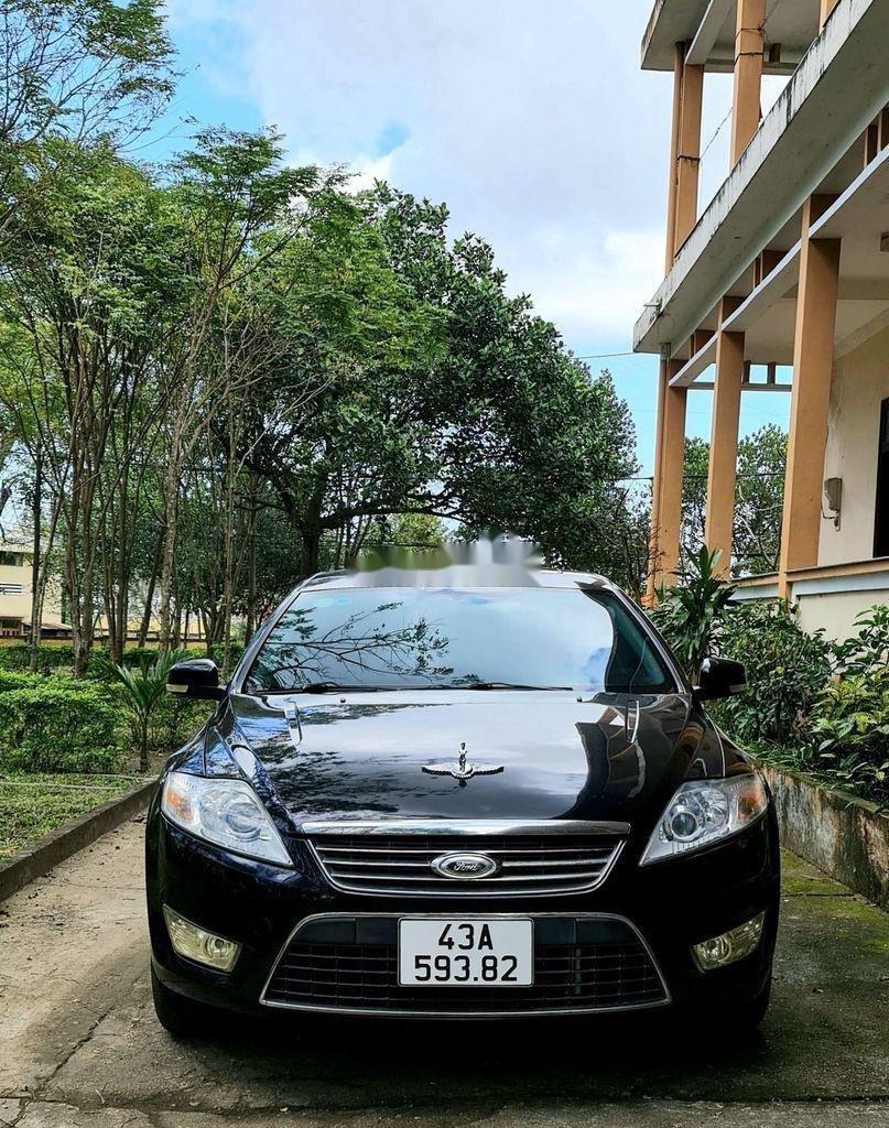 Cần bán lại xe Ford Mondeo 2009, màu đen còn mới (3)