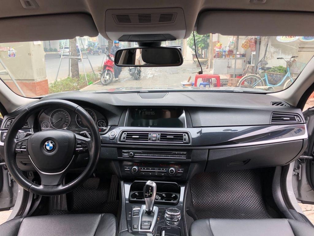 Cần bán BMW 5 Series 528i đời 2013, màu xám, nhập khẩu  (9)