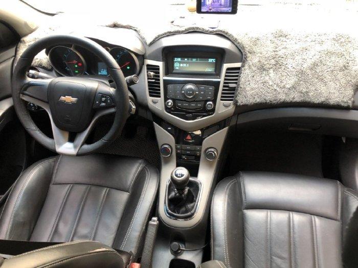 Bán ô tô Chevrolet Cruze đời 2018, màu xám, 368 triệu (5)