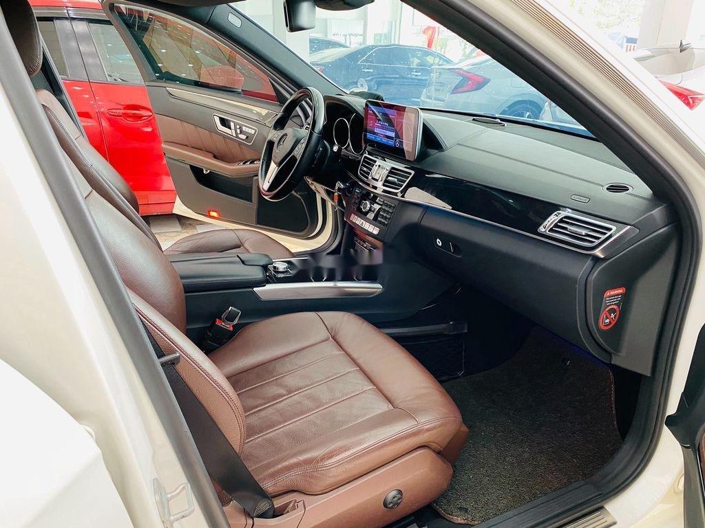 Cần bán Mercedes E250 đời 2014, màu trắng, xe nhập  (9)
