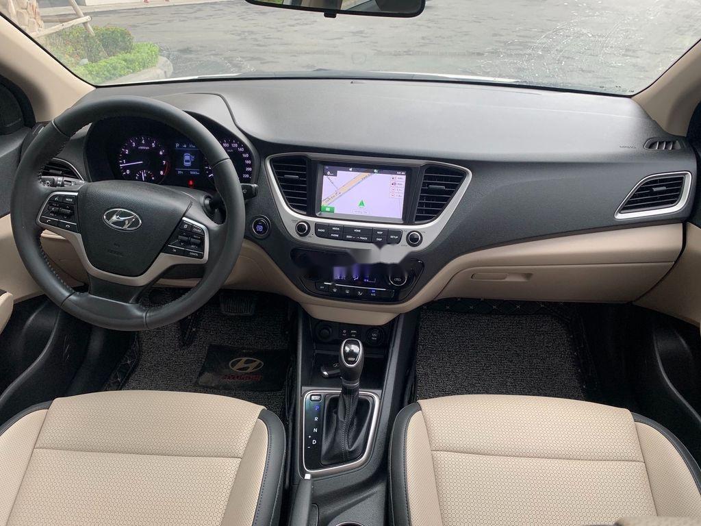 Bán Hyundai Accent ATH 2020, màu trắng, giá 555tr (9)