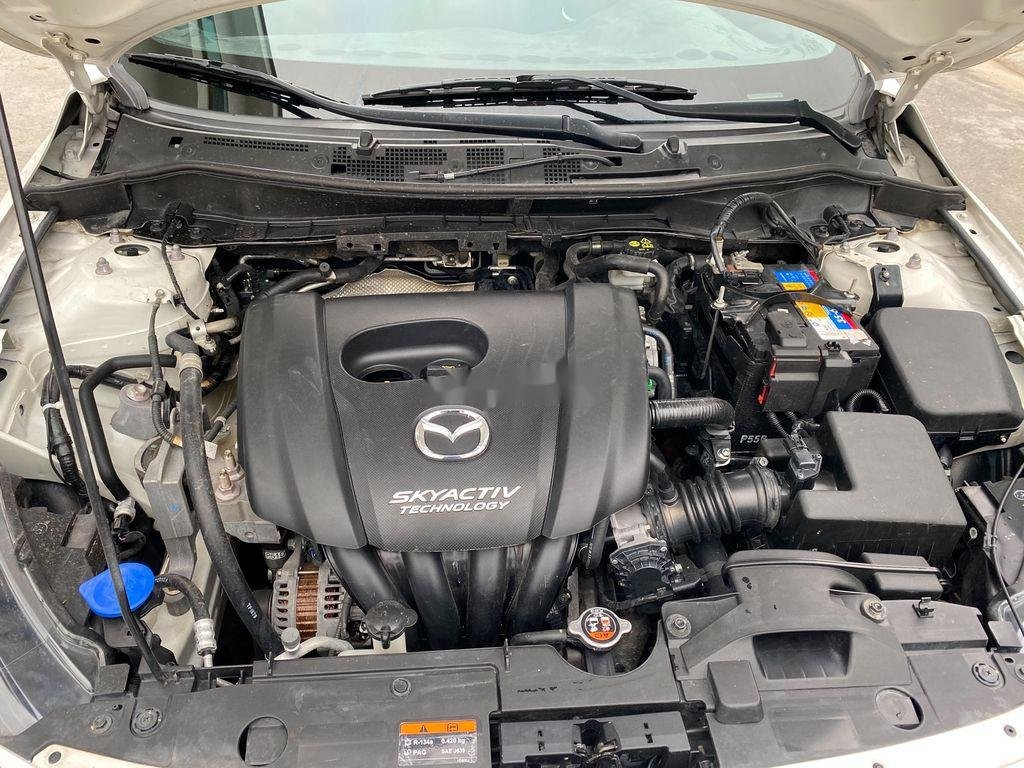 Bán Mazda 2 năm sản xuất 2015, xe nhập còn mới, 410tr (12)