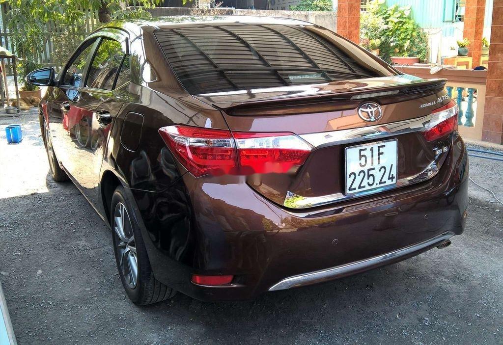 Bán Toyota Corolla Altis CVT 1.8G năm 2015, nhập khẩu giá cạnh tranh (7)