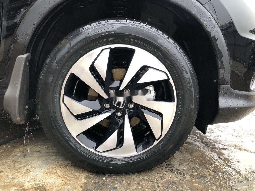 Cần bán xe Honda CR V 2.4 AT sản xuất năm 2017, màu đen, giá tốt (3)