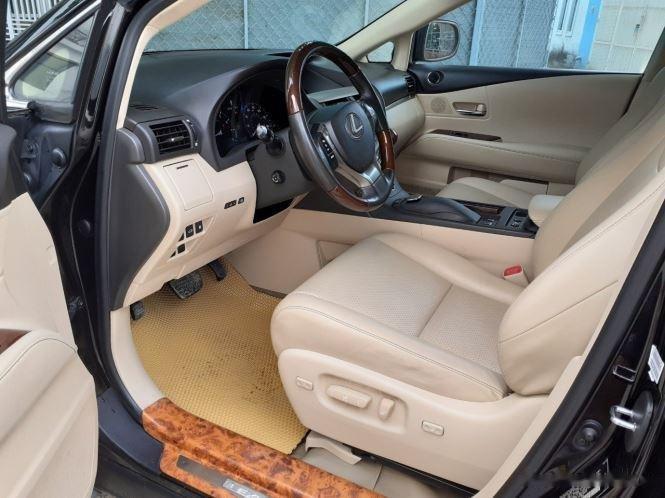 Bán Lexus RX 350 sản xuất 2013, màu đen, xe nhập còn mới (10)