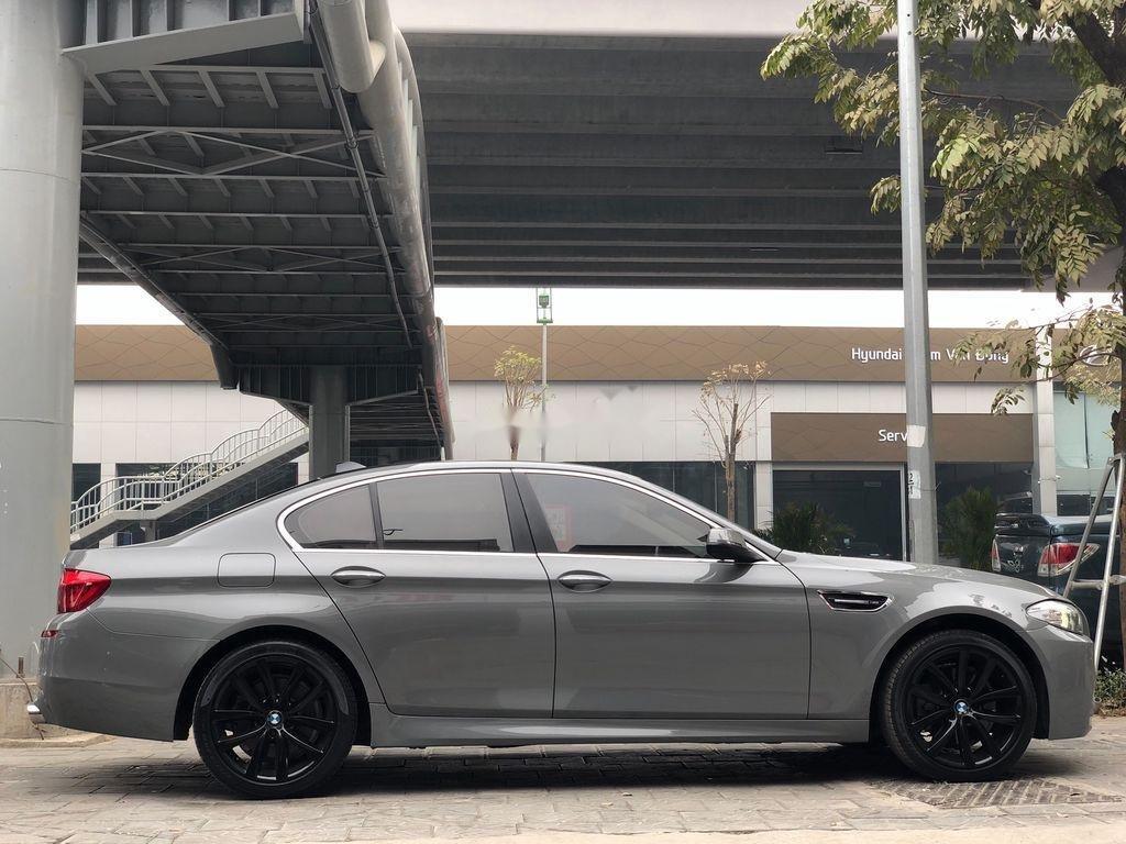 Cần bán BMW 5 Series 528i đời 2013, màu xám, nhập khẩu  (12)