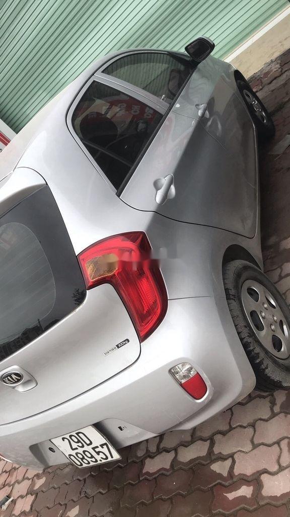 Cần bán Kia Morning đời 2012, màu bạc chính chủ (5)