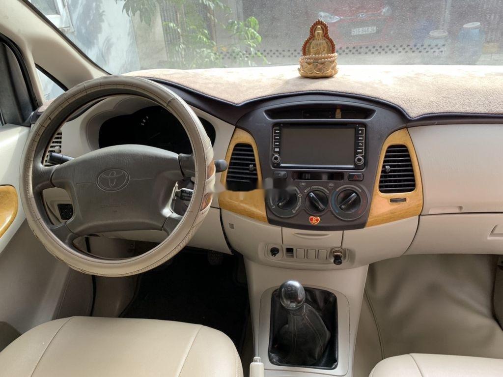 Cần bán lại xe Toyota Innova sản xuất 2007 còn mới (9)