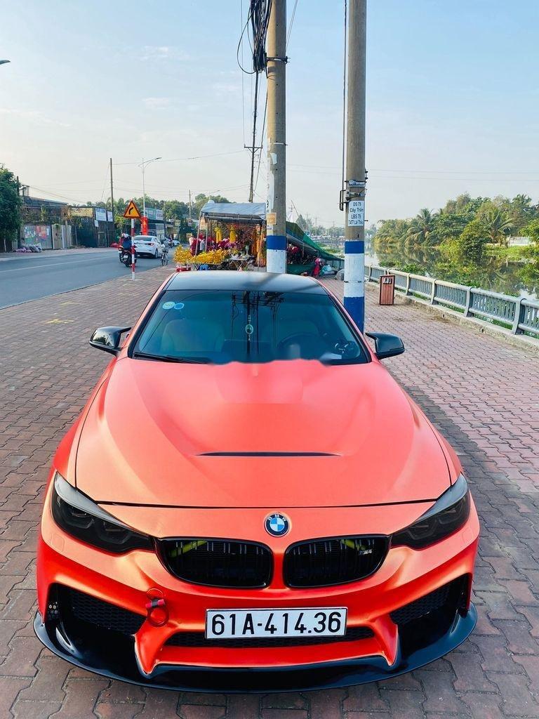 Cần bán BMW 4 Series 428i 2014, màu đỏ, nhập khẩu  (1)