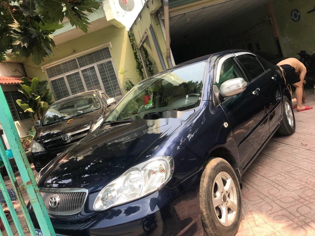 Bán Toyota Corolla Altis sản xuất 2002 còn mới (5)