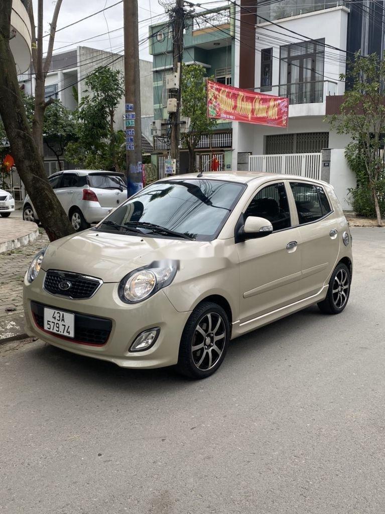 Bán Kia Morning năm sản xuất 2010, xe chính chủ (2)