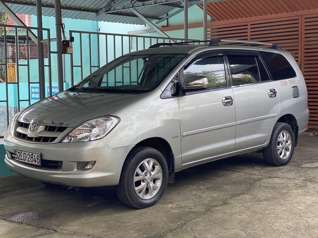 Cần bán Toyota Innova 2008, màu bạc chính chủ (3)