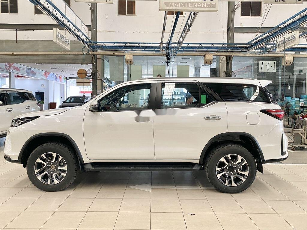 Bán Toyota Fortuner năm sản xuất 2020, màu trắng, giá tốt (1)
