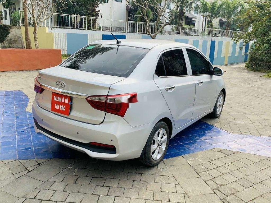 Bán Hyundai Grand i10 sản xuất năm 2020, màu bạc, giá tốt (3)