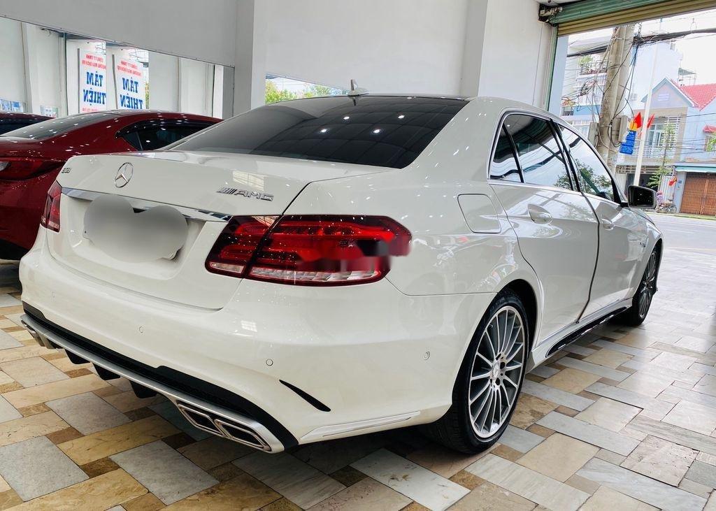 Cần bán Mercedes E250 đời 2014, màu trắng, xe nhập  (6)