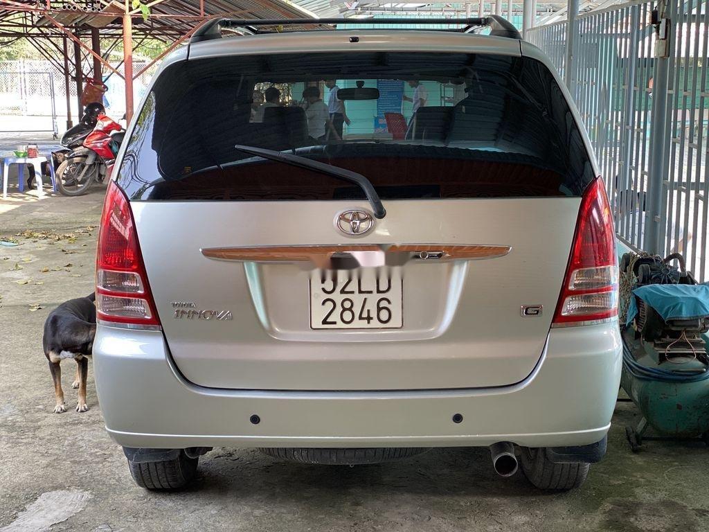 Cần bán Toyota Innova 2008, màu bạc chính chủ (6)