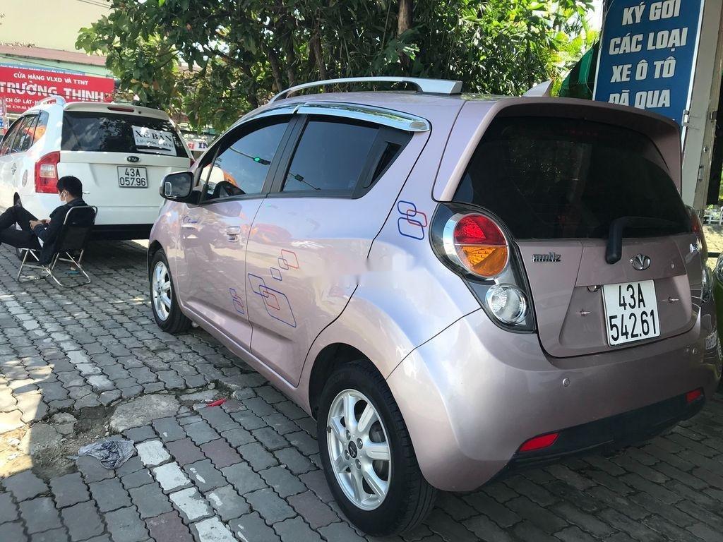 Bán Daewoo Matiz sản xuất năm 2011, màu xám (3)