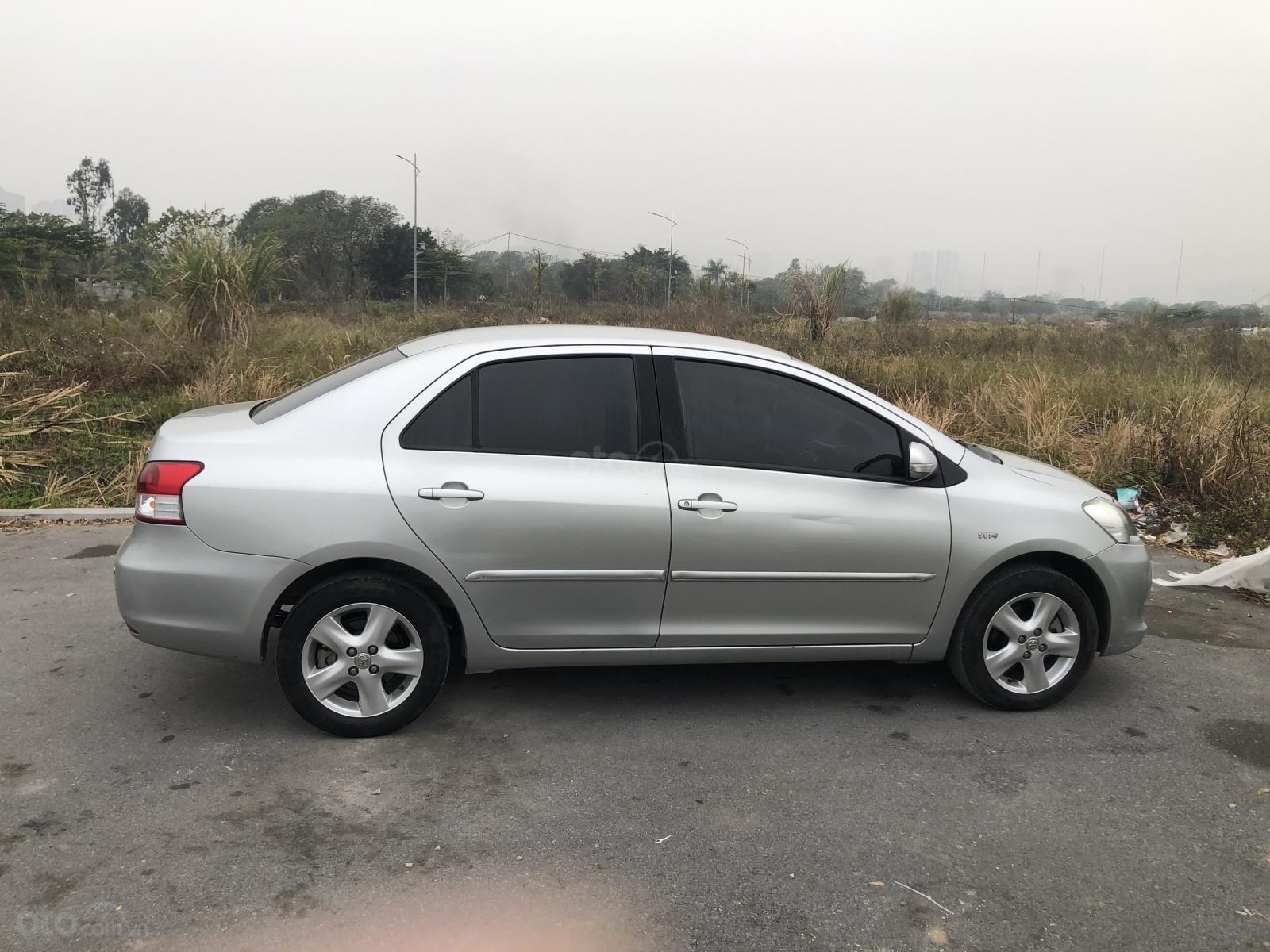 Bán Toyota Vios sx 2009, số tự động (8)