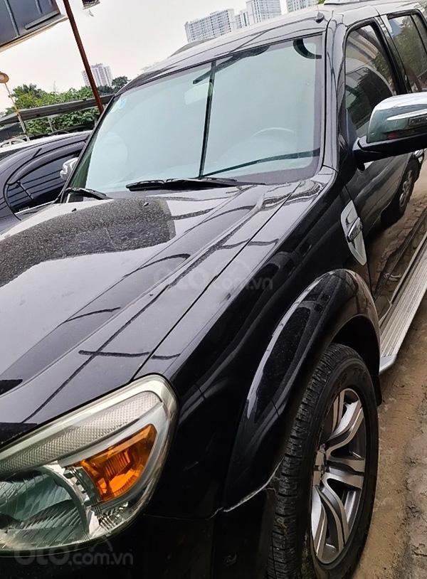 Bán xe Ford Everest sản xuất 2009, màu đen (1)