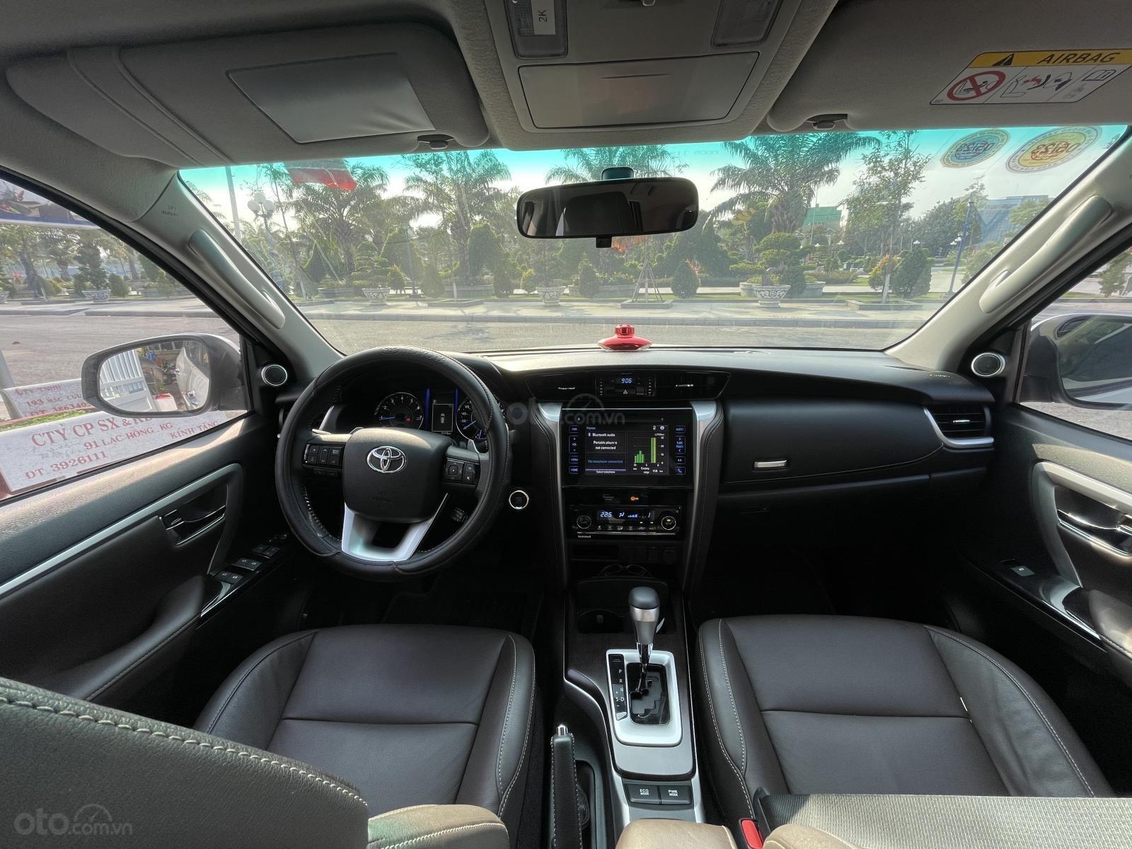 Xe biển đẹp   ô tô Toyota Fortuner sản xuất 2019 (5)